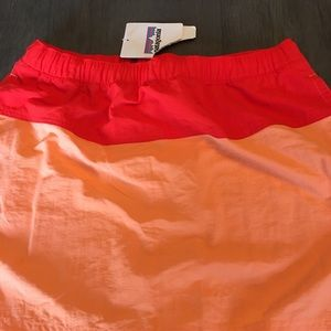 New with tag Patagonia sports skirt as Medium